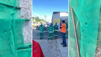 """Photo of Trabalhadores de limpeza urbana de Salvador atuam sem equipamentos de proteção; """"Risco de acidente"""", diz Suíca"""