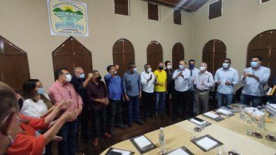Photo of #Chapada: Consórcio de prefeitos da região elege nova direção e apoia Ricardo Mascarenhas para a presidência da UPB