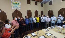 A escolha do nome de Ricardo Mascarenhas para a disputa na UPB foi por unanimidade | FOTO: Divulgação |