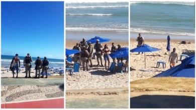 Photo of #Salvador: Secretaria de Segurança Pública determina investigação de chacina em praia da capital baiana