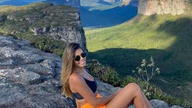 Photo of #Chapada: Influenciadora Dhaísa do Carmo escolhe o clima e as belezas da região chapadeira para curtir férias