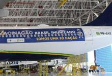 Photo of #Brasil: Aeronave que buscaria vacinas na Índia abastece com oxigênio e insumos hospitais de Manaus