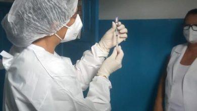 Photo of #Chapada: Marcionílio Souza continua com programa de vacinação contra covid-19 para imunizar profissionais de saúde