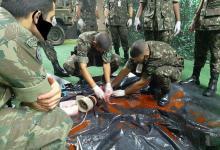 Photo of #Brasil: Exército faz manipulação tosca em foto para fingir que militares usavam máscara contra covid