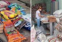 Photo of #Chapada: Estudantes recebem kits de alimentação da prefeitura de Piatã para ajudar no enfrentamento da pandemia