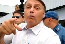 """Photo of #Vídeo: Bolsonaro mente e diz que não tem vacina para comprar; """"Só ser for na casa da tua mãe!"""""""