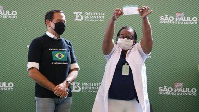 Photo of #Brasil: Enfermeira que recebeu primeira vacina contra covid é atacada por bolsonaristas nas redes