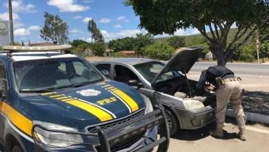 Photo of #Chapada: PRF recupera, em Seabra, veículo roubado em São Paulo há dois anos; idoso de 67 anos foi detido