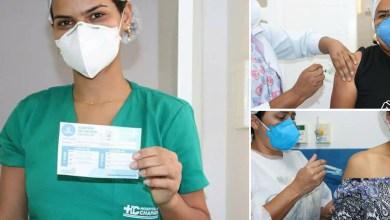 Photo of #Chapada: Itaberaba chega a 373 pessoas vacinadas contra a covid; mais um óbito e quatro casos foram identificados
