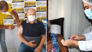 Photo of #Chapada: Idosos residentes de abrigo já foram imunizados contra a covid no município de Morro do Chapéu