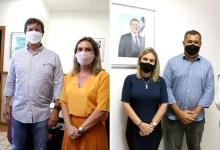 Photo of Chapada: Prefeita de Lençóis e deputada continuam andanças para buscar melhorias para a população do município