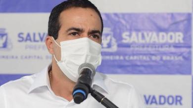Photo of #Bahia: Prefeito de Salvador deve avaliar possibilidade de festa de réveillon após análise do impacto da delta no sistema de saúde