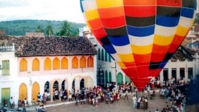 Photo of #Chapada: Imagem histórica de balão em Lençóis emociona moradores que lembram do caso em rede social