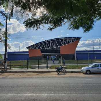 Segue a construção da Policlínica Regional de Saúde em Itaberaba | FOTO: Jornal da Chapada |