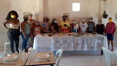 Photo of #Chapada: Grupo de mulheres de Ibiquera ganha edital via Lei Aldir Blanc e apresenta cultura alimentar da região