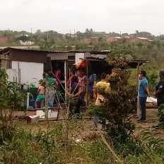Famílias despejadas em Porto Seguro em plena pandemia da covid-19 - FOTO Divulgação 3