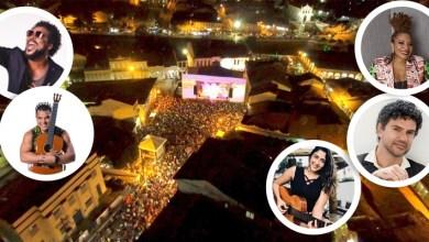 Photo of #Chapada: Festival de Lençóis divulga programação da edição online com Jau, Margareth, Vercillo e Adelmo Casé