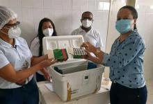 Photo of #Chapada: Marcionílio Souza tem oito casos ativos de covid-19; município recebeu mais 150 doses para continuar vacinação