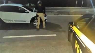 Photo of #Chapada: Veículo de locadora que foi roubado é recuperado pela PRF no município de Capim Grosso