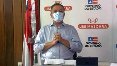 """Photo of #Bahia: Rui faz novo apelo e diz que """"a fogueira só gera contaminação se tiver aglomeração"""""""