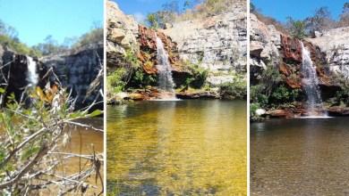 Photo of #Chapada: Conheça as belezas da Cachoeira do Cochó em Piatã, um dos atrativos mais procurados do município
