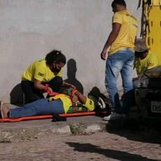 Os profissionais aprenderam como realizar primeiros socorros de forma ágil e segura