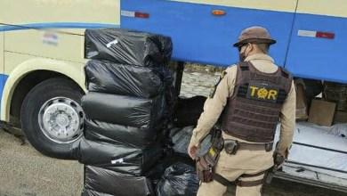 Photo of #Chapada: PRE apreende 120 mil cigarros contrabandeados durante ação no município de Rio do Antônio