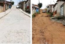 Photo of #Chapada: Prefeitura de Itaberaba entrega mais uma obra de pavimento e sinalização de via na sede do município