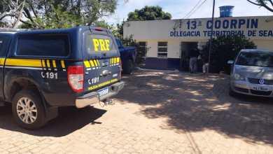 Photo of #Chapada: PRF prende dupla suspeita de homicídio com arma e munições na zona rural de Seabra
