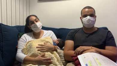 Photo of #Chapada: Com 26 dias de nascido, bebê apresenta anticorpos para covid-19 em Irecê; veja vídeo