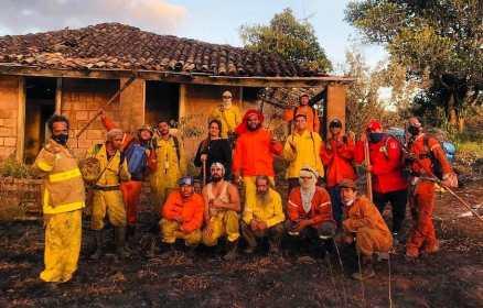 Combatentes enfrentam grandes problemas estruturais na região chapadeira | FOTO: Divulgação/Cifa |