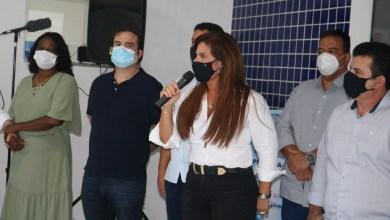 Photo of #Chapada: Em inauguração de escola, prefeito de Itaberaba apresenta Kátia Bacelar como nova colaboradora da administração