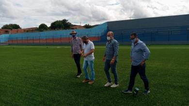 Photo of #Chapada: Reforma do Estádio Municipal de Gentio do Ouro será entregue nesta quarta pelo governador Rui Costa