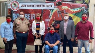 Photo of #Chapada: Deputada destaca reforço do governo estadual em enviar oxigênio e ambulância UTI para região de Irecê