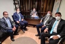 Photo of #Chapada: Prefeito 'Corró' se reúne com deputado para tratar de recursos para atender demandas de Marcionílio Souza