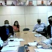 Prefeito de Piatã participa de audiência virtual   FOTO: Divulgação  