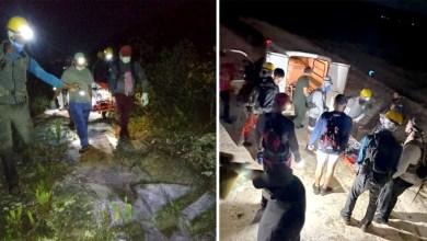 Photo of #Chapada: Ao cair de barranco no Vale do Pati, médica de São Paulo fratura perna e machuca a cabeça; veja fotos