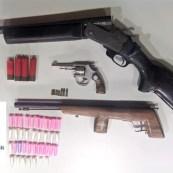 armas apreendidas em Itaetê e Andaraí 2
