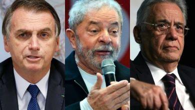 """Photo of #Polêmica: Bolsonaro diz que eleição de 2022 já tem chapa com """"ladrão"""" e """"vagabundo"""" se referindo ao encontro de Lula e FHC"""