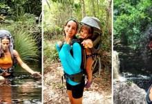 Photo of #Chapada: Atuando com turismo de aventura na região chapadeira, guias mulheres destacam a paixão pela natureza