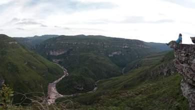 Photo of #Chapada: Vídeo e foto da 'Pedra do Urubu' mostram visual deslumbrante do encontro de rios na região de Andaraí