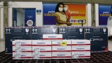 Photo of #Bahia: Remessa com 69 mil doses da vacina da Pfizer contra a covid-19 chegou ao estado nesta madrugada