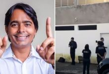 Photo of #Bahia: Prefeito de Candeias é detido após PF encontrar armas de fogo na casa dele durante operação contra desvios de recursos de combate à covid-19