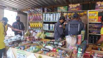 Os estabelecimentos foram fiscalizados na região chapadeira   FOTO: Divulgação  