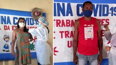 Photo of #Chapada: Ibiquera também imuniza trabalhadores de transporte urbano e de assistência social
