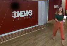 Photo of #Vídeo: Imagens da jornalista Christiane Pelajo mostram ela dando bronca e ameaçando deixar jornal da GloboNews; confira aqui