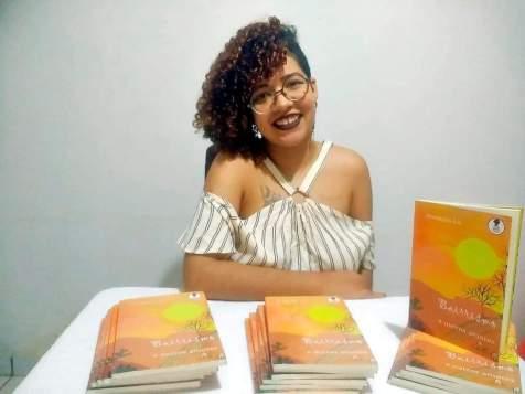 O livro de Annandra Lis será lançado neste mês de junho | FOTO: Divulgação |