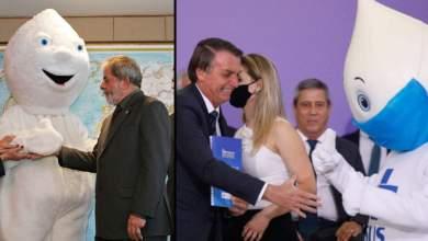 Photo of #Polêmica: Lula diz que Bolsonaro só lembrou de 'Zé Gotinha' depois que foi questionado sobre ele