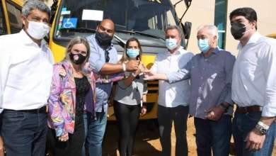 Photo of #Chapada: Prefeitura de Lençóis também recebe ônibus escolar do governo estadual e reforça frota do município