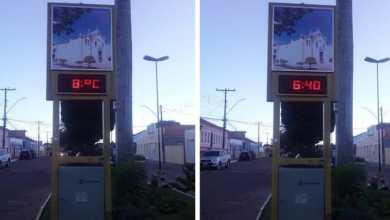 Photo of #Chapada: Termômetro da cidade de Piatã chega a registrar 8ºC no início da manhã desta quarta